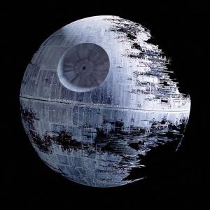 Star Wars: Episode IV - A New Hope Death Star