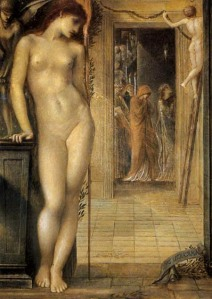 Venus Epithalamia by Edward Burne-Jones